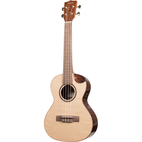 Kala KA-SPT-SC Solid Spruce Top Scalloped Tenor Ukulele