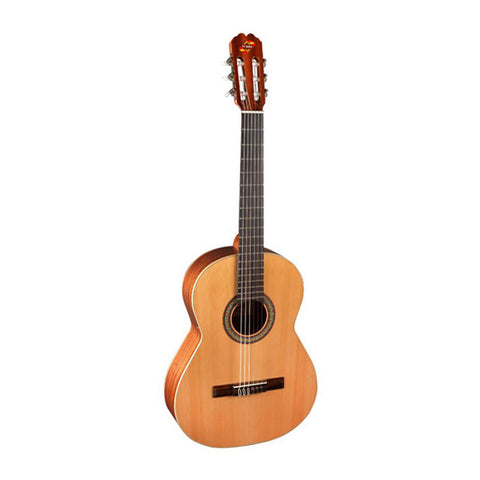 Cordoba C5-CET CD Cutaway Thinline Classical Ac/Elec Cedar w/Bag