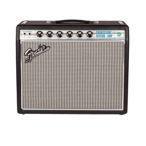 Fender '68 Custom Princeton® Reverb, 240V AU - Amplifier