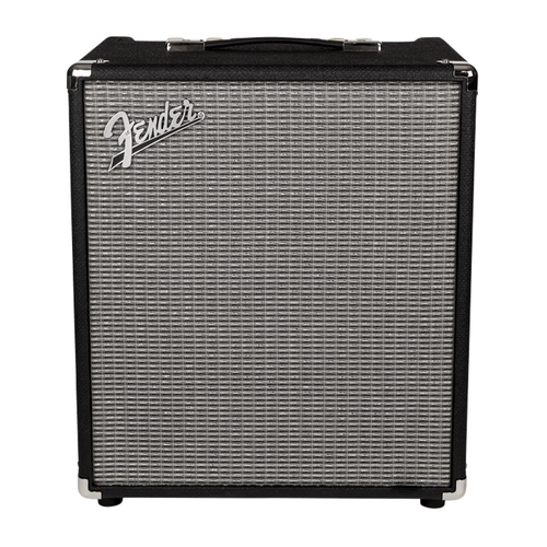 Fender Rumble™ 100 (V3), 240V AUS, Black/Silver - Amplifier