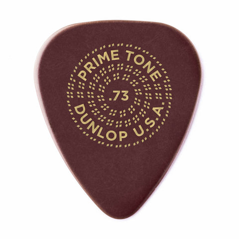 Dunlop 511P-1.0 3-Pack Primetone Guitar Pick 1.0mm