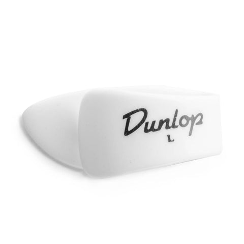 Dunlop 9072P Ultex Thumbpicks Medium 4 Players Pack