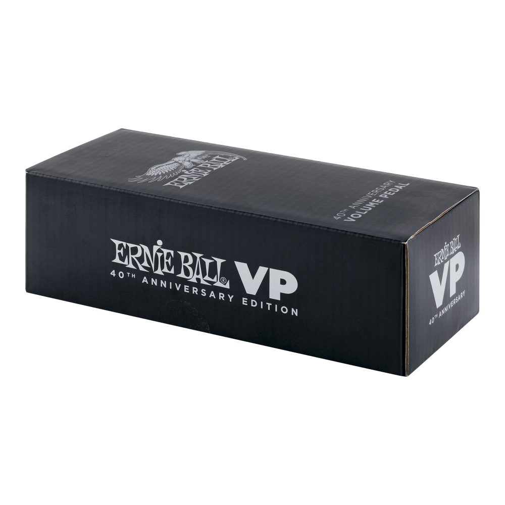 Ernie Ball VPJR Volume Pedal 40th Anniversary