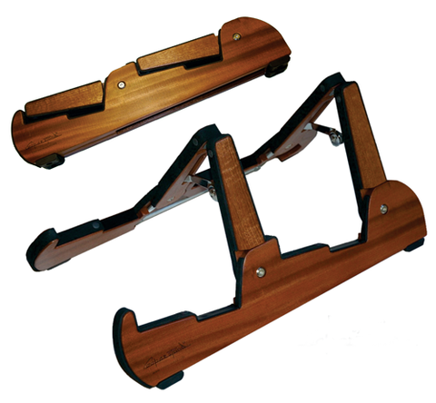 K&M 17513 3 Rack Guitar Stand