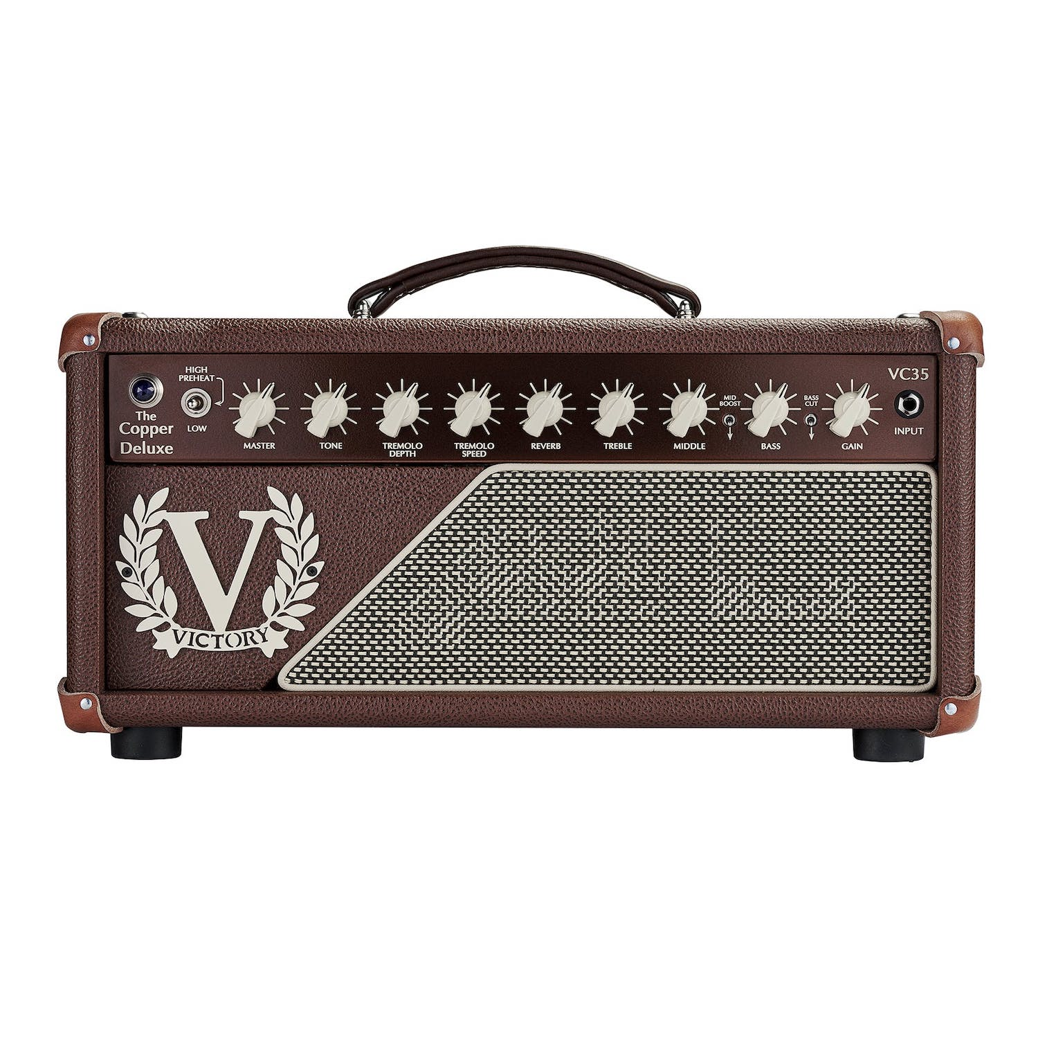 Victory VC35 The Copper Deluxe Head