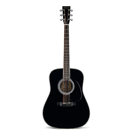Martin & Co. D35JC: Special Edition Dreadnought Johnny Cash