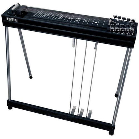 GFI S10E Export Model Maple Pedal Steel Guitar