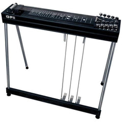 GFI S10 SM Maple 2-Knee Lever Pedal Steel Guitar