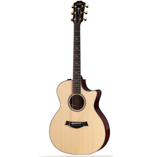 Taylor 814CE LTD Cocobola/Lutz  Deluxe Grand Auditorium
