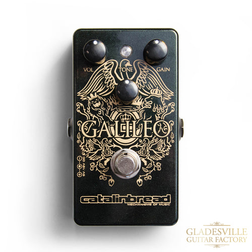 Catalinbread Galileo 2.0 Treble Boost / Overdrive