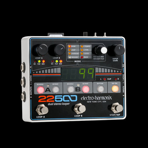 ELECTRO HARMONIX BASS PREACHER EFFECTS