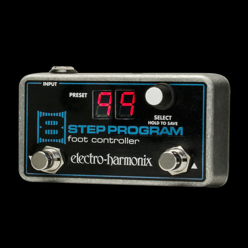 ELECTRO HARMONIX 8-STEP PROGRAM FOOT CONTROL