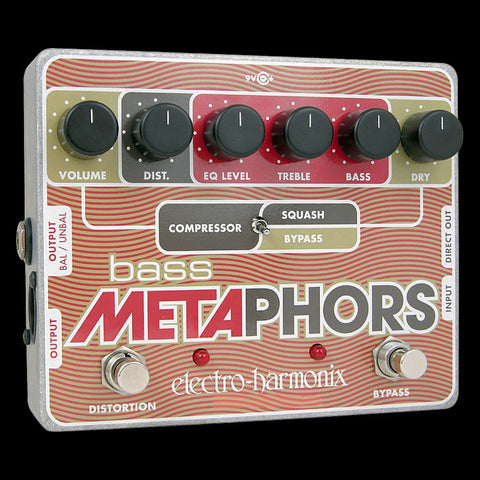 ELECTRO HARMONIX EHX TORTION EFFECTS