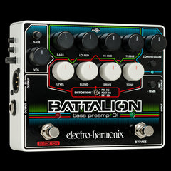 ELECTRO HARMONIX BATTALION BASS EFFECTS