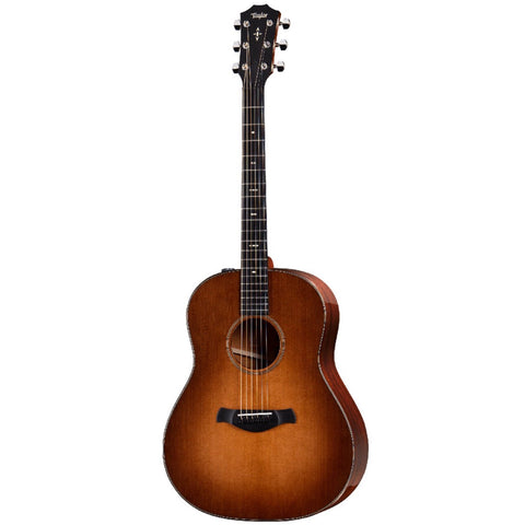 Taylor 524CE Grand Auditorium Mahogany