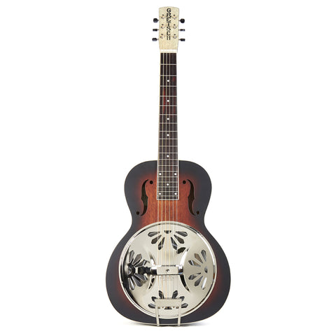 National Revolver Resolectric Resonator Electric Guitar