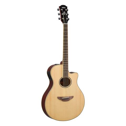Yamaha LL16 Natural Acoustic Guitar
