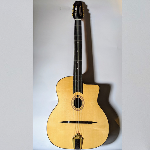 Altamira T Ziricote Gypsy Jazz Guitar w/Case