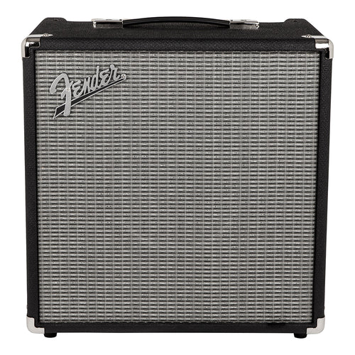 Fender Rumble™ 40 (V3), 240V AUS, Black/Silver - Amplifier