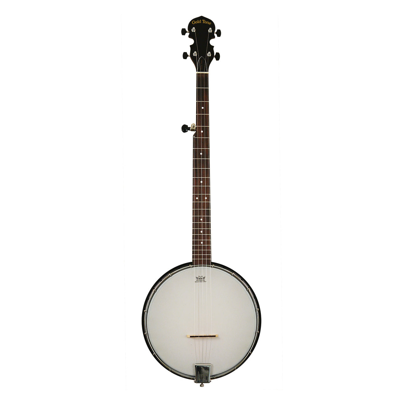 Gold Tone AC-1 Acoustic Composite 5- String Open Back Banjo with bag