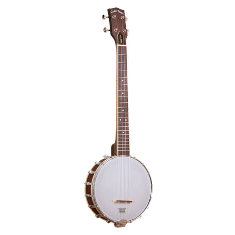 Gold Tone BUC Concert Scale Banjo Ukulele with Case