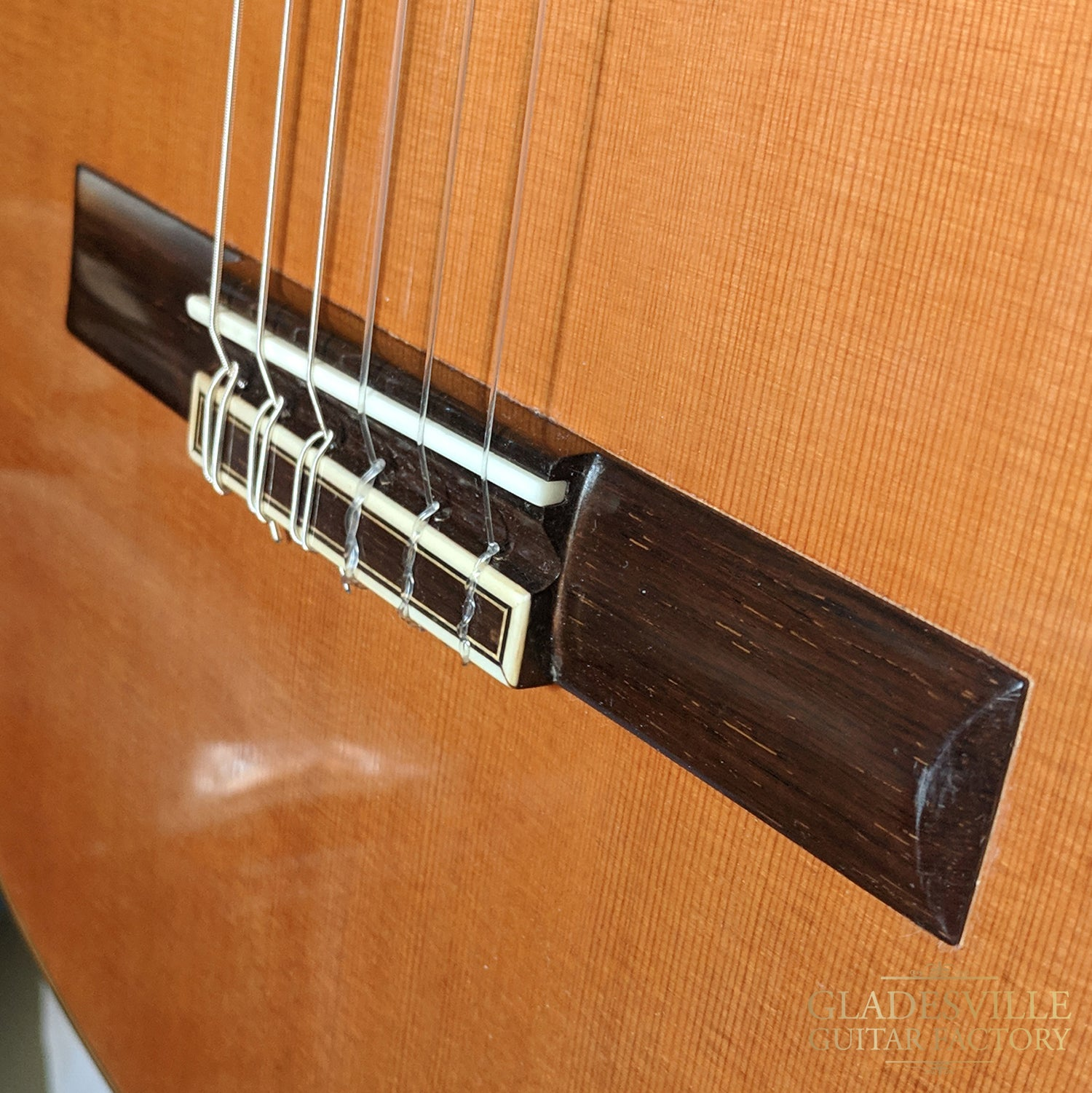 "David Buttrose ""1966 Ramirez"" Cedar/Indian Rosewood"
