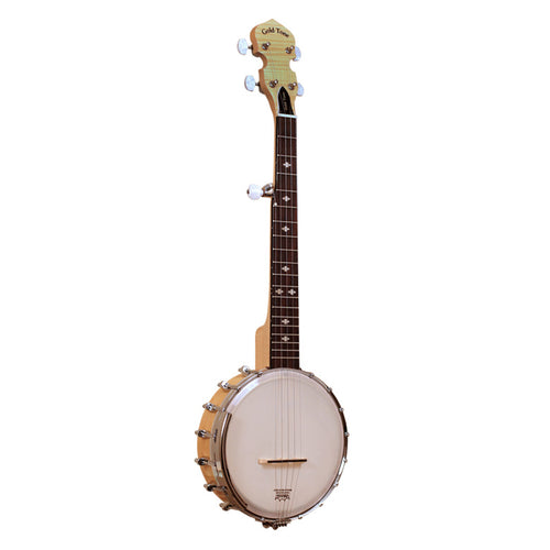 Gold Tone CC Mini 19-3/4 Scale 5-String Open Back Banjo