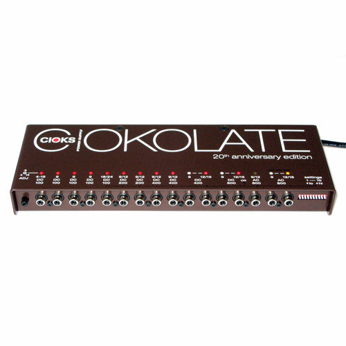 CIOKS Ciokolate 16 Outlet Isolated Power Supply