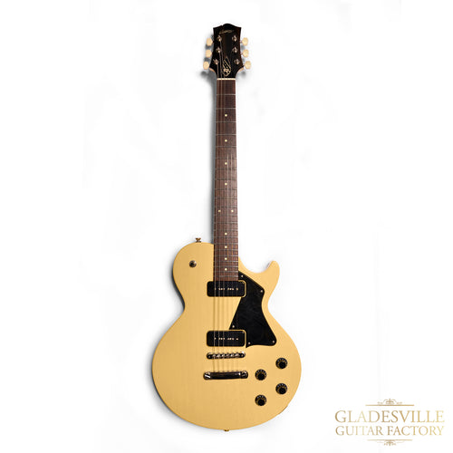 Collings 290 TV Yellow Solid Body Electric