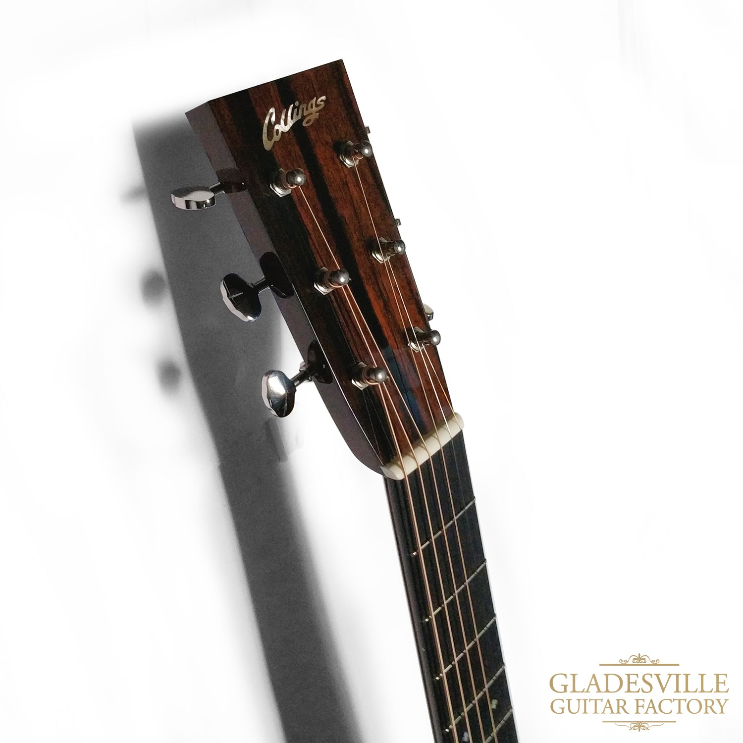 Collings OM2H-T Traditional Series with Bespoke Case
