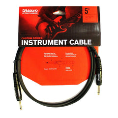 Planet Waves Custom Series Instrument Cable 5'