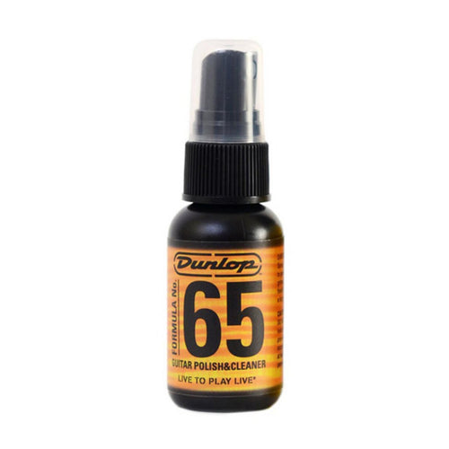 Dunlop Formula No. 65 102 Guitar Polish & Cleaner 1 fluid oz