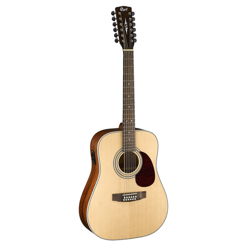 Cort Earth 7012Q 12-String Dreadnought Acoustic Guitar