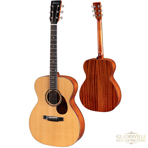 Eastman AC122 1CE CLASSIC Sapele Grand Auditorium Acoustic Guitar