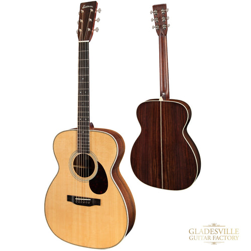 "Eastman E8OM-TC  Orchestra Model Acoustic Sitka/Rosewood ""Thermo Cured"""