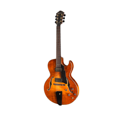 Eastman AR380CE-HB Pisano Electric Hollowbody Archtop-Honeyburst