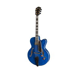 Eastman AR580CE-BLU Electric Hollowbody Archtop-Blue