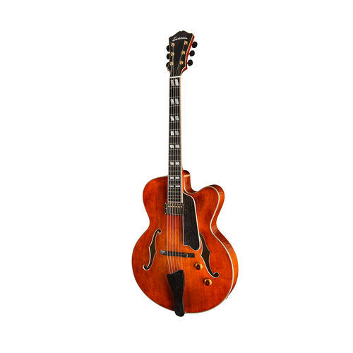 Eastman AR580CE-HB Electric Hollowbody Archtop-Honeyburst