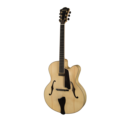 Eastman AR910CE-BD Electric Hollowbody Archtop-Blonde