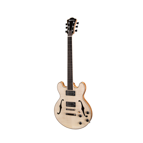 Eastman T184MX-BD Thinline Semi-Hollow Electric-Blonde