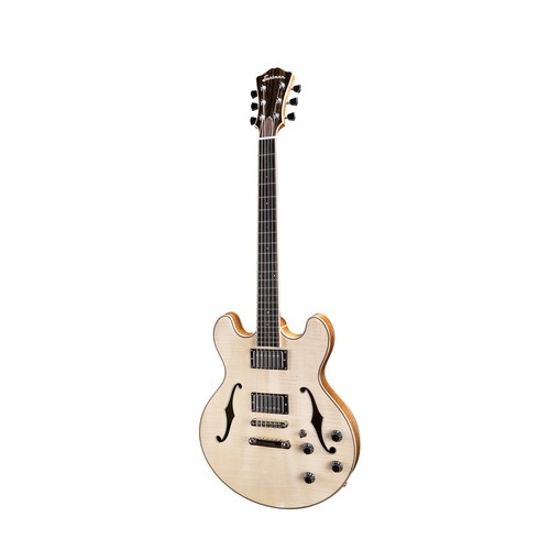 Eastman T185MX-BD Thinline Semi-Hollow Electric-Blonde