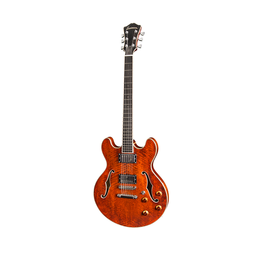 Eastman T185MX Thinline Semi-Hollow Electric