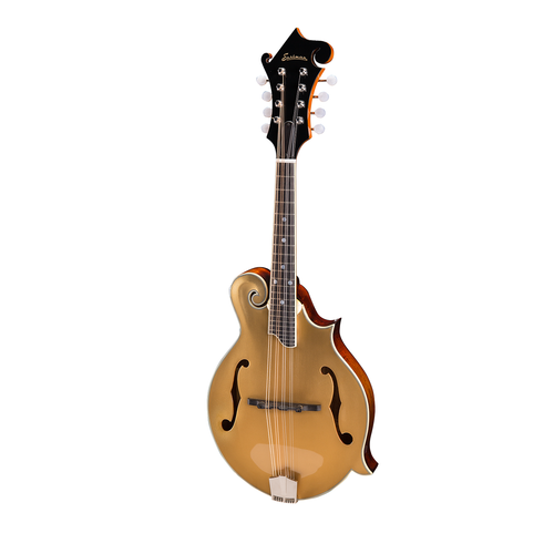 Eastman MD415-GD F-Style F-Hole Mandolin-Gold