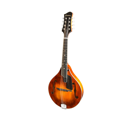 Eastman MD805PGE-HB A-Style F-Hole Elec Mandolin