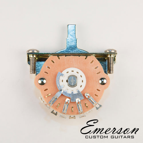 Emerson Oak Grigsby 5-Way Lever Switch