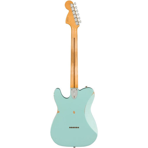 Fender Vintera Road Worn '70s Telecaster® Deluxe, Maple Fingerboard, Daphne Blue