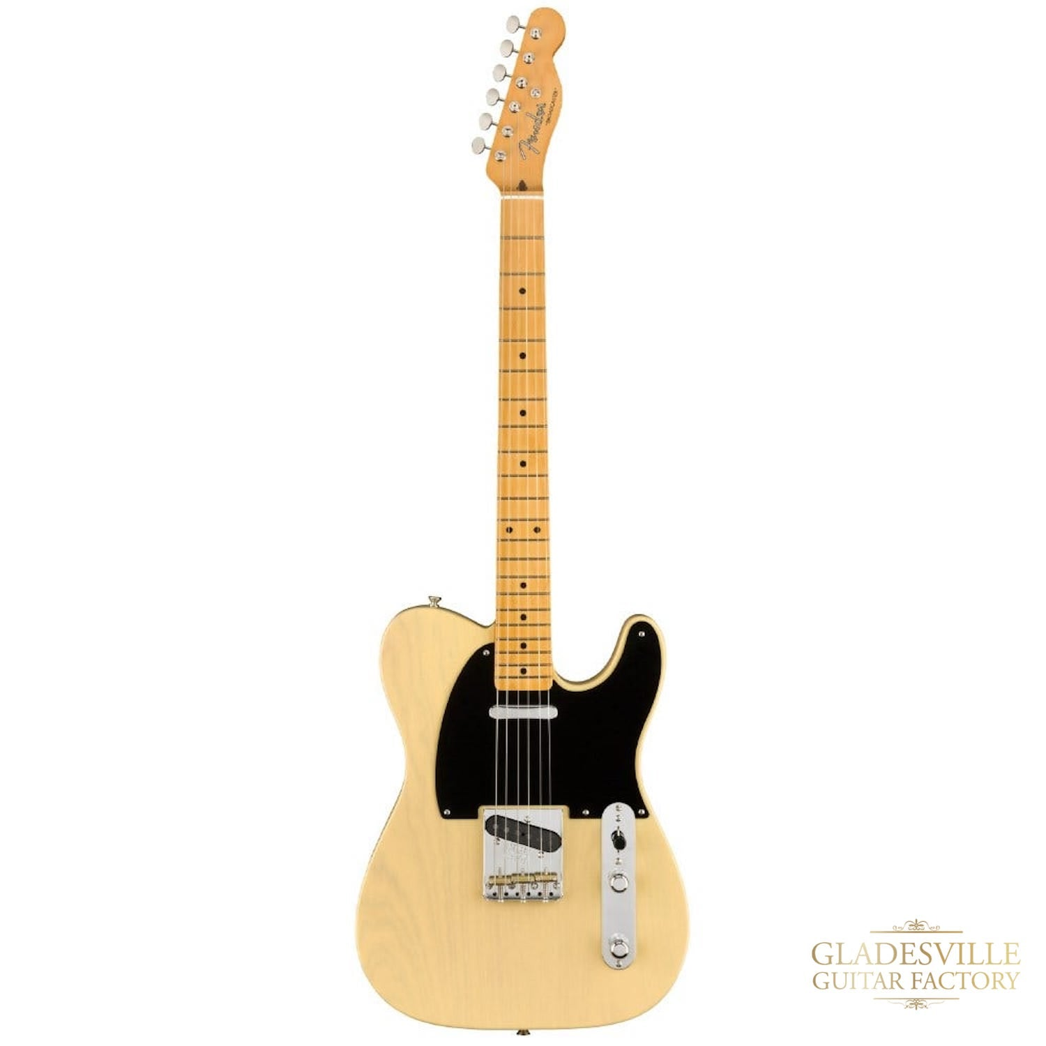 Fender 70th Anniversary Broadcaster MN BGB