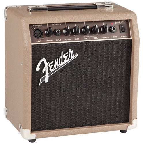 Fender Acoustasonic™ 15, 240V AU DS - Amplifier