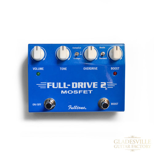 Fulltone Full-Drive 2 Mosfet Overdrive Pedal
