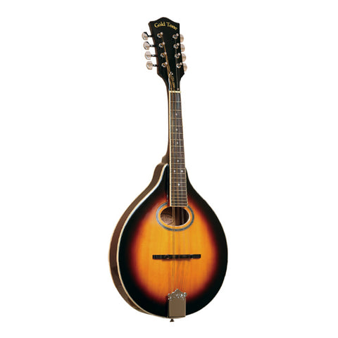 Eastman MD614-SB F-Style O-Hole Mandolin-Sunburst